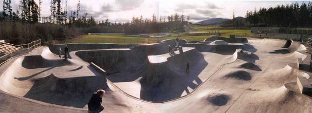 Orcas Island Skatepark