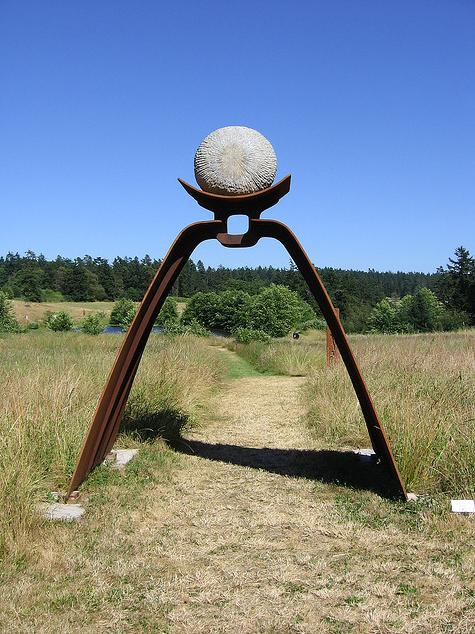 Westcott Bay Nature Reserve & Sculpture Park