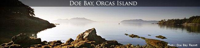 Doe Bay, Orcas Island