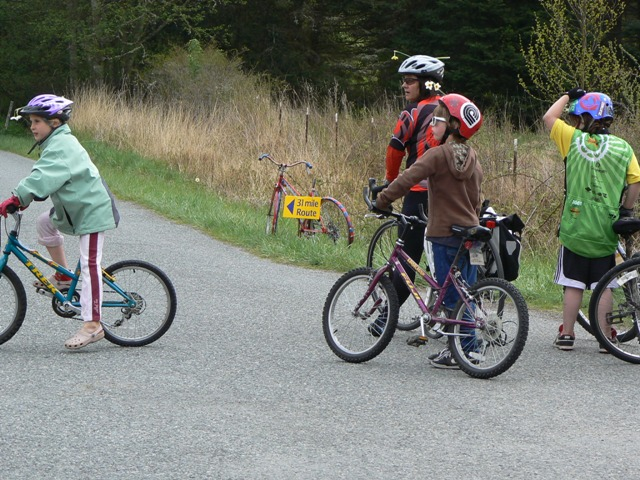 Tour De Lopez, Lopez Island, Washington State
