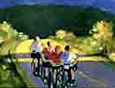 Bike the Tour De Lopez in the Spring